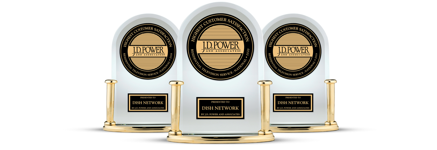 DISH Customer Satisfaction - Ranked #1 by JD Power - Quality TV Sales & Service in North Port, Florida - DISH Authorized Retailer